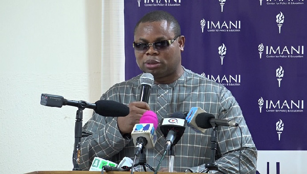 Fight against corruption: Nothing has changed in your era – Franklin Cudjoe to Akufo-Addo