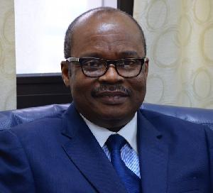 Ernest Addison, Governor of the Bank of Ghana