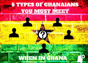 Ghana has evolved into a rich, attractive and resourceful country.