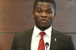 NDC's National Communication Officer, Sammy Gyamfi