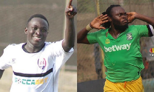 The Nigerien scored 12 goals in 13 games for Inter Allies whilst Yahaya scored 11 goals in 15 games