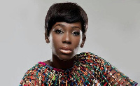 Ghanaian actress, Ama K Abebrese