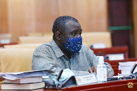 Minister-designate for the Ministry of Transport, Kwaku Ofori Asiamah