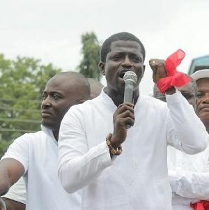 Convenor of LMVCA, David Asante
