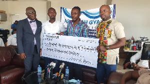 Asamoah Gyan Joseph Awinongya