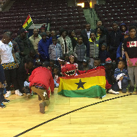 Ghanaian children in Toronto
