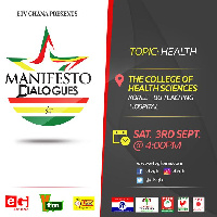 Maiden e.TV Ghana manifesto dialogues set to come off Saturday