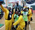 Ghana Armwrestling team