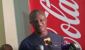 Former Black Stars coach Kwasi Appiah