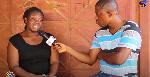 Auntie B with DJ Nyami of SVTV