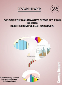 The study combined quantitative data from two pre-election surveys carried out by CDD-Ghana
