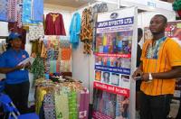African wear shop.      File photo.