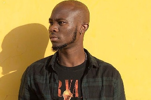 King Promise, Ghanaian musician