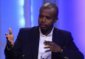 Lawyer Godwin Edudzi Tamakloe