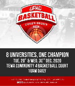This years UPAC tourney will be held in Tema