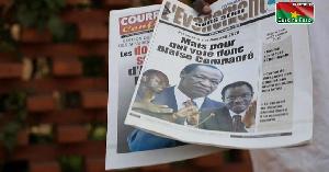 Burkina Faso Newspaper