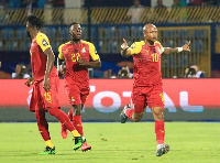 Ayew scored his 9th AFCON goal against Benin