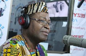 Veteran Ghanaian actor, David Dontoh