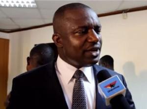Deputy Minister of Power, John Abdulai Jinapor