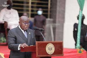 Akufo Addo Parliament121