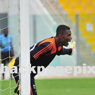 My grey hair has been a big challenge to my career- Ex-Ashgold goalie Frank Andoh