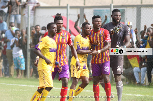 Hearts of Oak have never won an away game since the start of 2021