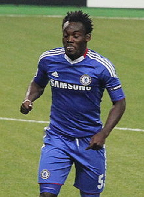 Chelsea show love to Michael Essien on his birthday