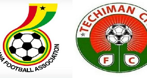 Techiman City FC was suspended after placing an injunction on the FA's Congress