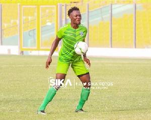 Prince Adu Kwabena Ghana Premier League Ghanacrusader GPL Top Scorers 500x400