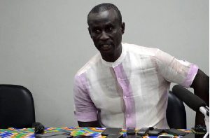 Head Coach of Bechem United, Kwaku Danso