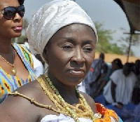 Dzifa Gomashie has been a member of the NDC government since 2013
