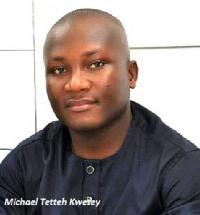 Michael Tetteh Kwetey, Ningo Prampram NDC Constituency Chairman