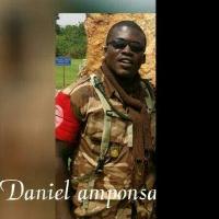 The late Daniel Amponsah