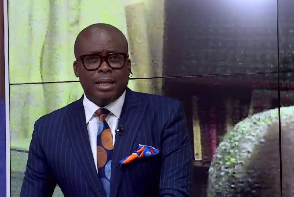 Paul Adom-Otchere, Host of Good Evening Ghana Programme