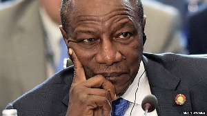 Guinea president Alpha Conde was ousted on September 5 by elite forces