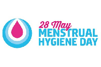 The  Menstrual Hygiene Day is to promote good hygiene among young girls