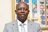 CEO of Ghana Interbank Payment and Settlement Systems, Archie Hesse