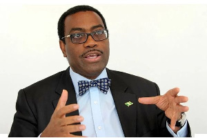 Dr Akinwumi A. Adesina, President of the African Development Bank