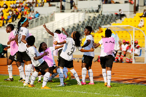 Black Queens registered their first three points with a massive victory