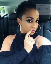Asamoah Gyan's wife Gifty Gyan