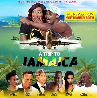 AY releases trailer for his new movie 'A trip to Jamaica'