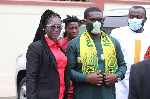Kotoko Board member Evelyn Asare gives full support to new CEO
