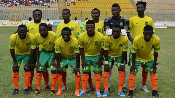 2020/2021 GPL: Ebusua Dwarfs' George Asamoah wins MOTM against WAFA