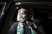Essien is expected to sign for Panathinaikos on a two-year deal later this week