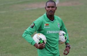 Zimbabwe coach, Norman Takanyariwa Mapeza