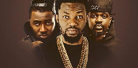 Omar Sterling ft Sarkodie, Ice Prince on 'Swag'