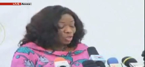 Catherine Afeku, Minister for Tourism, Arts and Culture