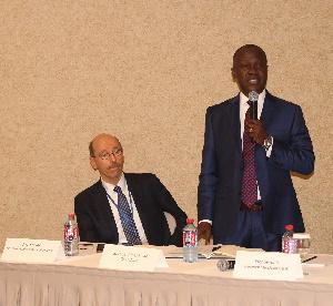 Samuel Amankwah, Gcb
