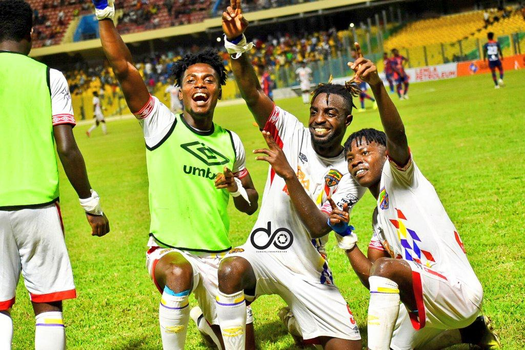 Hearts target MTN FA Cup glory after ending GPL trophy drought