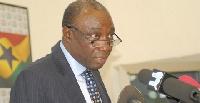 Former Minister of Power, Dr Kwabena Donkor
